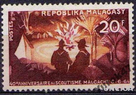 Мадагаскар Скауты Туризм Отдых Редкие Природа