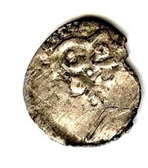 Улус Джучі (стар.-маньчж. ᠠᠯᠲᠠᠨ ᠣᠷᠳᠣ), данг, Тохта (1380-1395), Карбування в Криму, срібло, RAR!