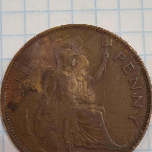 1 пенни, 1947