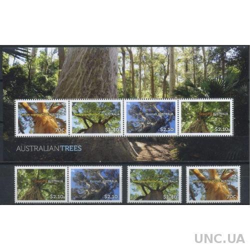Австралия 2015 Природа, Флора, Деревья