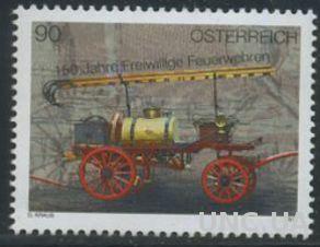Австрия 2013 Пожарные, Пожарная Техника
