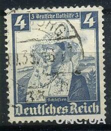 Германия, Рейх 1935 Мих. 589 гаш