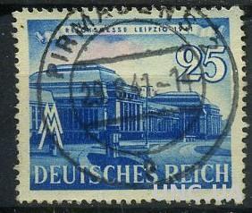 Германия, Рейх 1941 Мих. 767 гаш