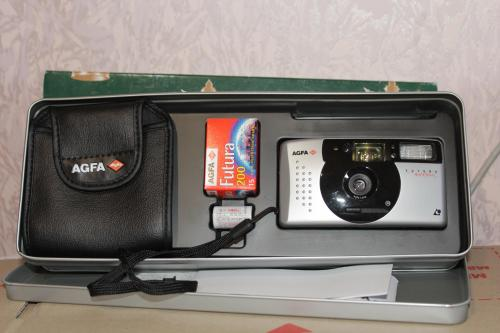 Фотоаппарат AGFA Futura (APS)