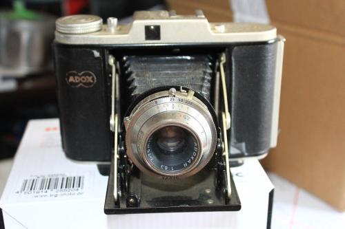 Фотокамера ADOX Golf.(2)