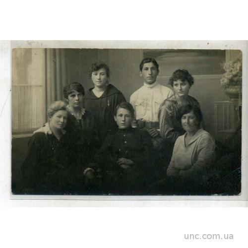 ФОТО. ПЕРЕПИСЬ НАСЕЛЕНИЯ 1919. ЮНЫЙ ВОЕННЫЙ.