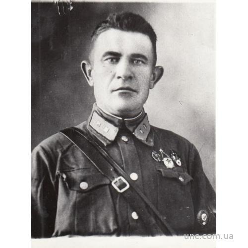 ФОТО ГАЗЕТЫ ТАСС ВОЕННЫЙ  ЗНАК НКВД ЧЕРНИГОВСКАЯ ОБЛАСТЬ