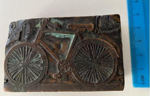 Печать Велосипед