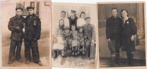 4 Фото. Волынские шахтеры.