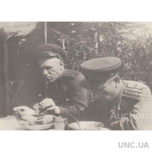 Фото. Офицеры-кавалеристы.
