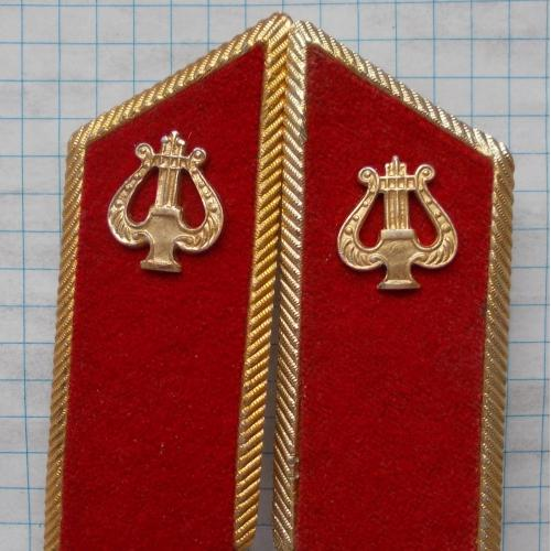 Петлицы обр. 58-69 гг.