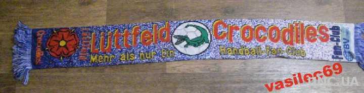 гандбольный шарф ГК Лютфельд (Германия)