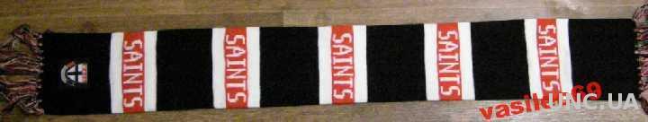 шарф регбийного клуба SAINTS (Австралия)