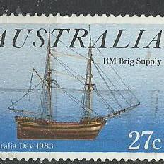 Австралия. Лот 1395