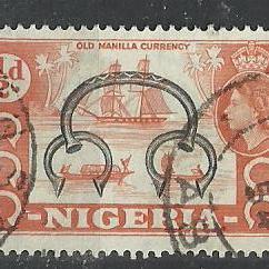 Британские колонии. Нигерия. Лот 420