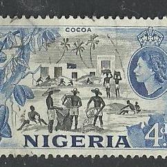 Британские колонии. Нигерия. Лот 422
