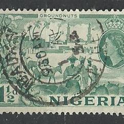 Британские колонии. Нигерия. Лот 423