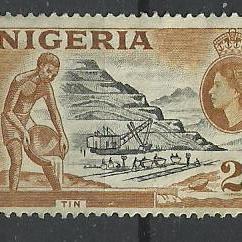 Британские колонии. Нигерия. Лот 425