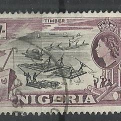 Британские колонии. Нигерия. Лот 426