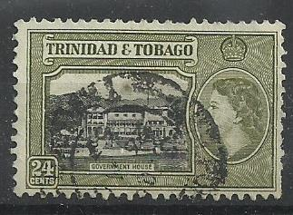 Британские колонии. Тринидад и Тобаго. Лот 410