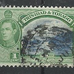 Британские колонии. Тринидад и Тобаго. Лот 413