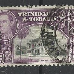 Британские колонии. Тринидад и Тобаго. Лот 416