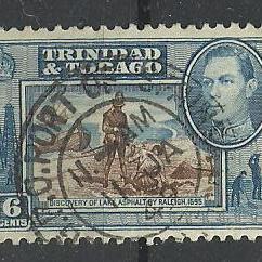 Британские колонии. Тринидад и Тобаго. Лот 417