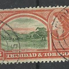 Британские колонии. Тринидад и Тобаго. Лот 418