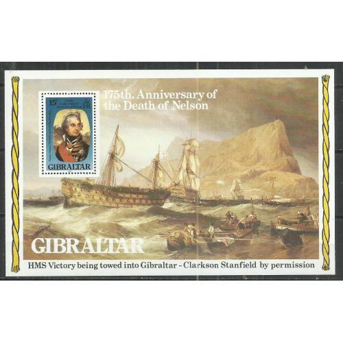 Гибралтар. Блок**