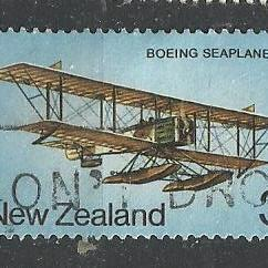 Новая Зеландия. Лот 1398