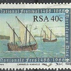 ЮАР. Лот 1400
