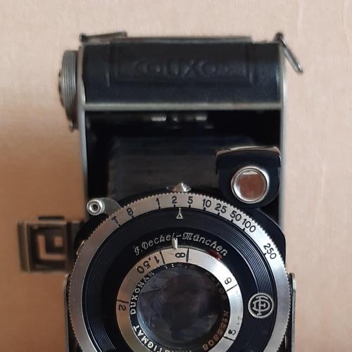 Фотоаппарат Photo-Plait Duxo 1937 год