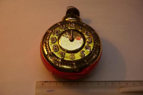 Ялинковий годинник