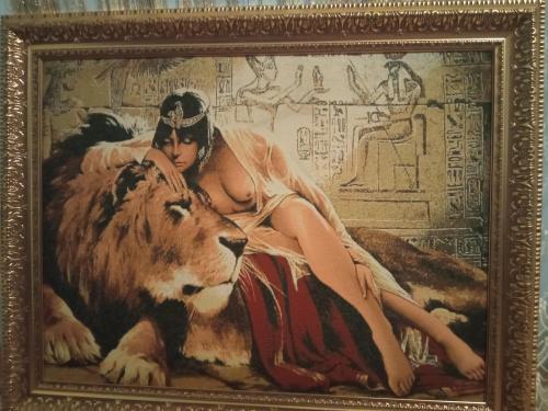 """Картина """"Клеопатра"""""""