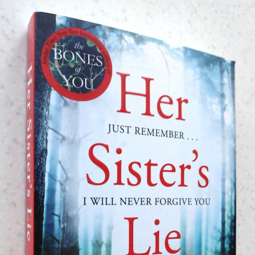 Her Sister's Lie. Debbie Howells (Goodreads Author)