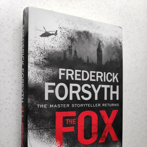 The Fox. by Frederick Forsyth