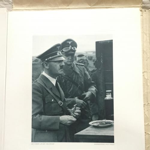 3 рейх.25 широкоформатных пластин ротогравюрной печати.Х. Курцбейн / Masterworks German War