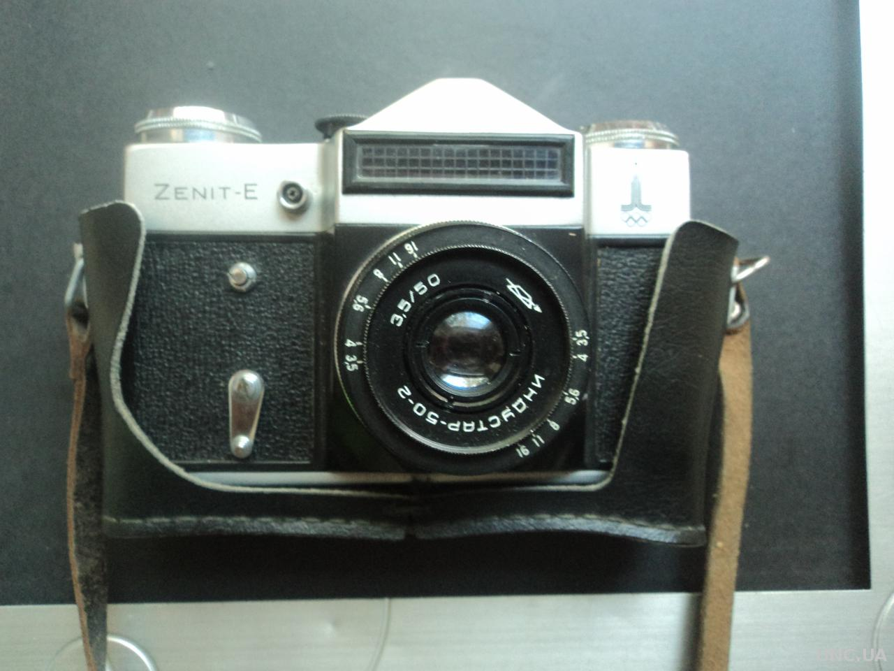 Fotoapparat Zenit E Olimpiada 80 Moskva Kupit Na Aukcion Dlya Kollekcionerov Unc Ua