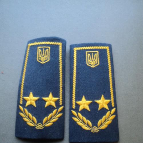 Погоны таможни Украины.