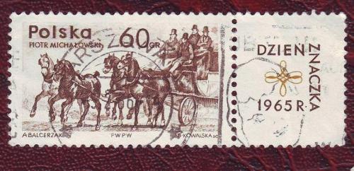 Карета 1965 Польша