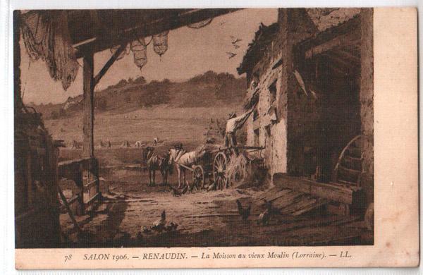 """78 Салон 1906 Ренадин """"Урожай старой мельницы"""""""