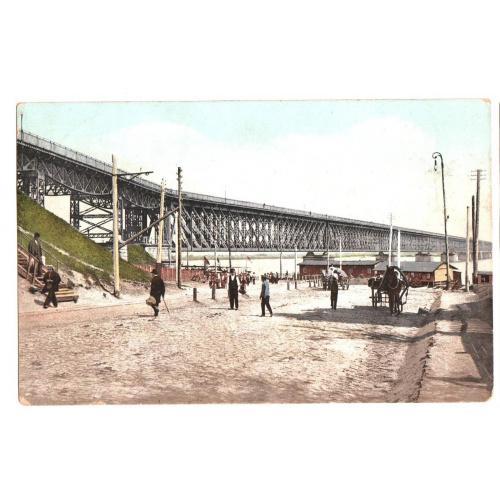 Екатеринославский железнодорожный мост