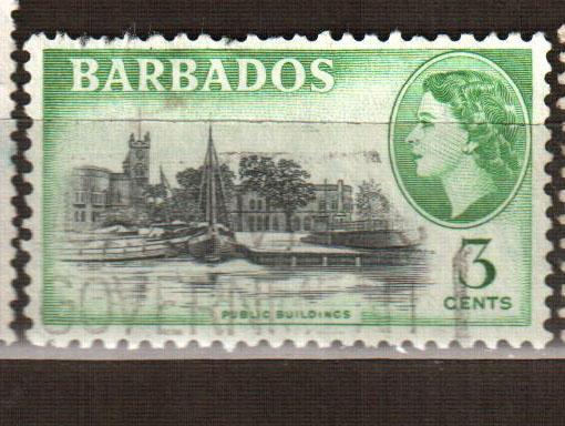 Барбадос марка