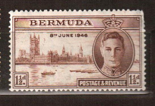 Бермудские Острова марка