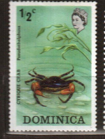 Доминика марка