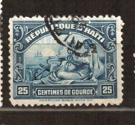 Гаити марка
