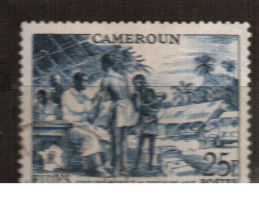 Камерун марка