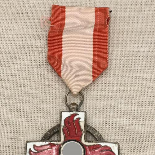 Крест за выслугу 25 лет в пожарной охране