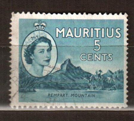 Маврикий марка