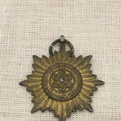 Медаль За заслуги добровольцев восточных народов в бронзе